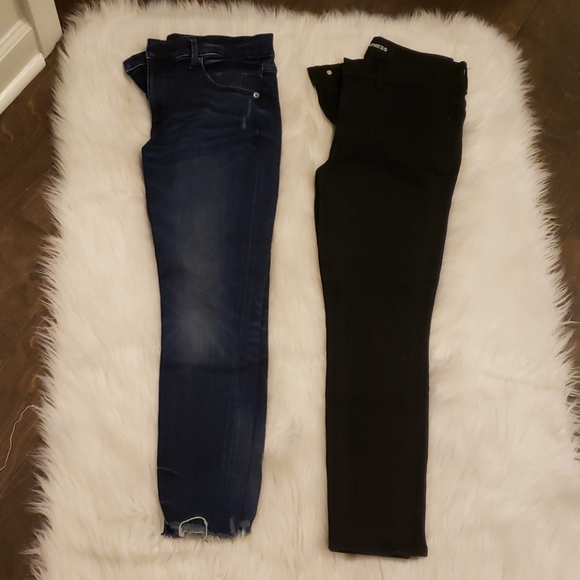 Express jeans size 6 NWOT